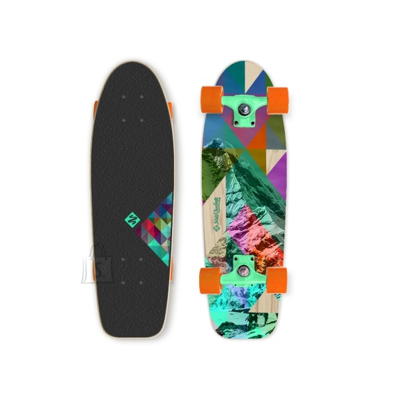 Street Surfing Mini-pikamaasõidu rula Rocky Mountain 71 cm