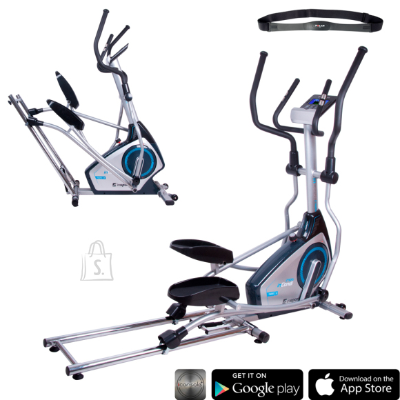 inSPORTline Elliptiline cross-trainer inCondi ET520i