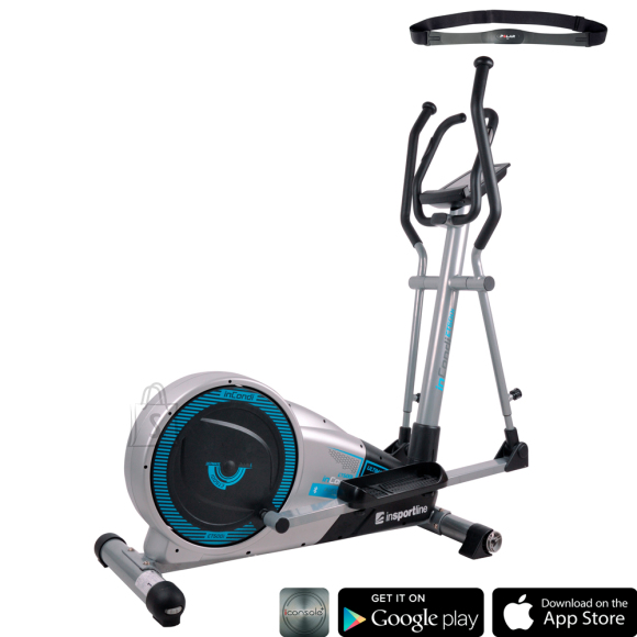 inSPORTline Elliptiline cross-trainer inCondi ET500i