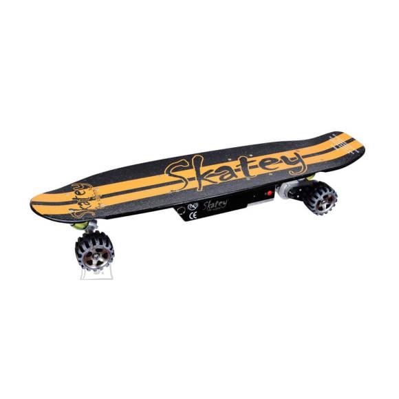 Elektriline pikamaarula Skatey 400, must-oranž
