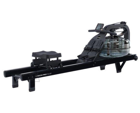 Rowing Machine FluidRower Neon Pro Plus Black