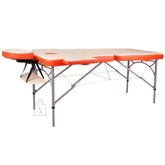 inSPORTline Massage Table inSPORTline Tamati 2-Piece Aluminium - Orange