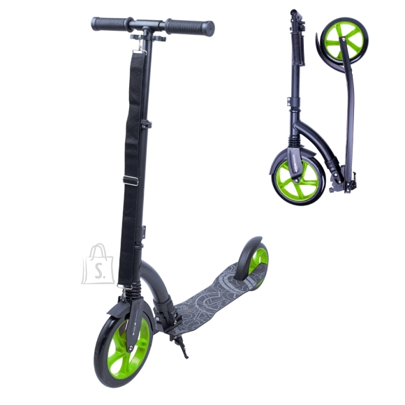 Worker Scooter Worker Span - Green