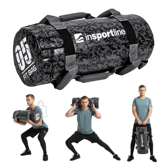 inSPORTline Exercise Bag with Handles inSPORTline Fitbag Camu 5kg