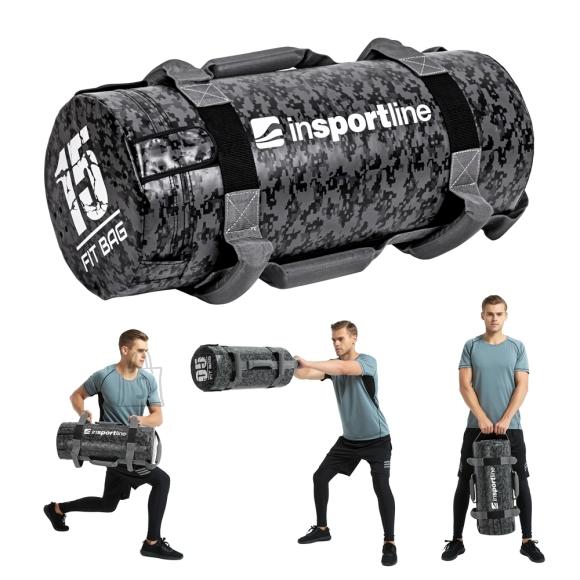 inSPORTline Exercise Bag with Handles inSPORTline Fitbag Camu 15kg