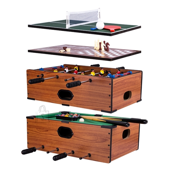 Worker Multi Game Table WORKER Mini 5-in-1