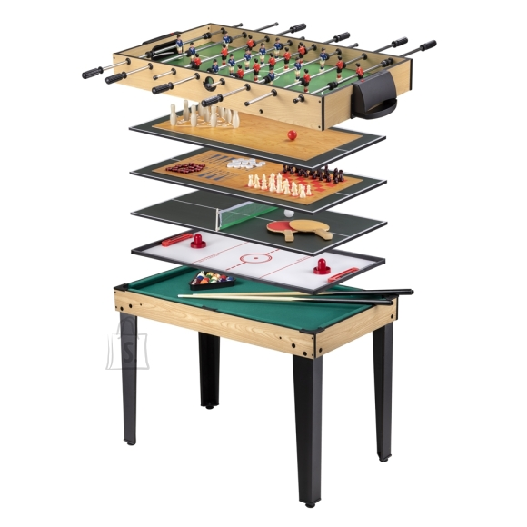 Worker Multi Game Table WORKER Amasor 10-in-1