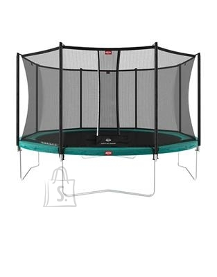 Berg Trampoline Set BERG Favorit Green 430 + Safety Net Comfort
