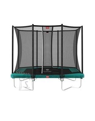 Berg Trampoline BERG Ultim Favorit Regular 280 Green + Safety Net Comfort