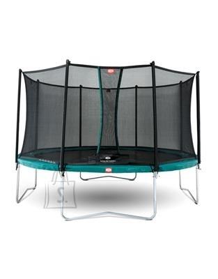 Berg Trampoline Set BERG Favorit Green 380 + Safety Net Comfort