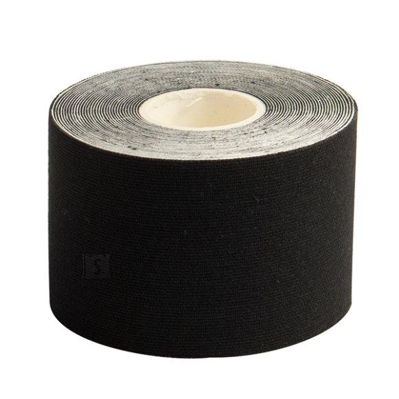 Kinesiology Tape Yate, 5 cm x 5 m - Black