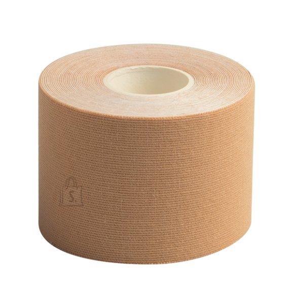 Kinesiology Tape Yate, 5 cm x 5 m - Beige
