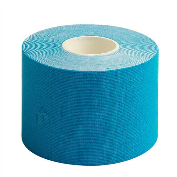 Kinesiology Tape Yate, 5 cm x 5 m - Blue