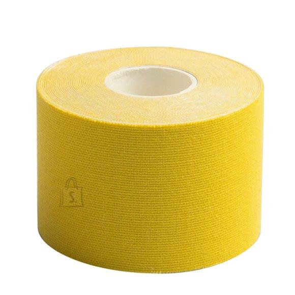 Kinesiology Tape Yate, 5 cm x 5 m - Yellow