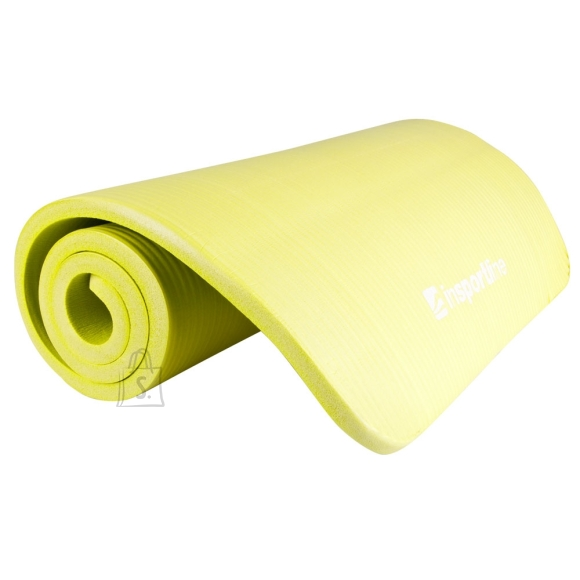 inSPORTline Exercise Mat inSPORTline Fity - Green Yelow