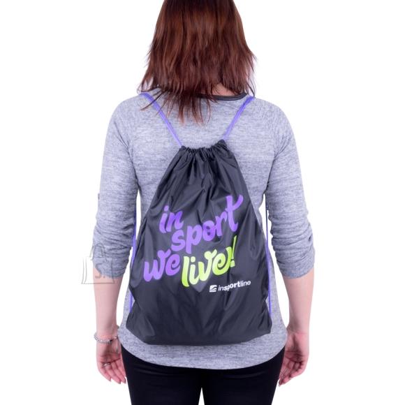 inSPORTline Backpack inSPORTline Sportsy - Violet-Yellow