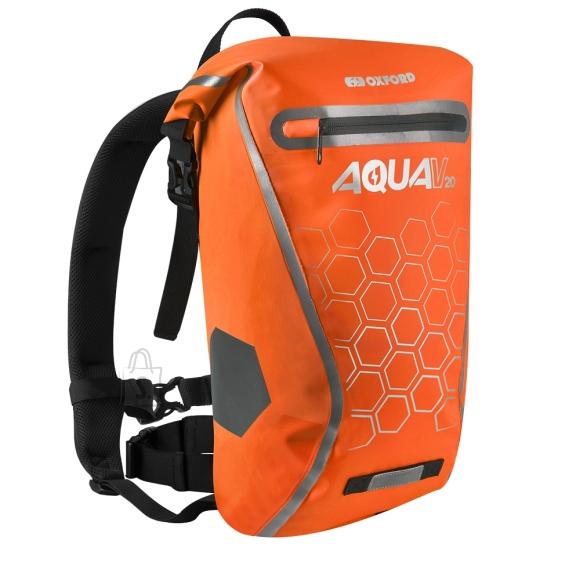 Oxford Waterproof Backpack Oxford Aqua V20 20L - Orange
