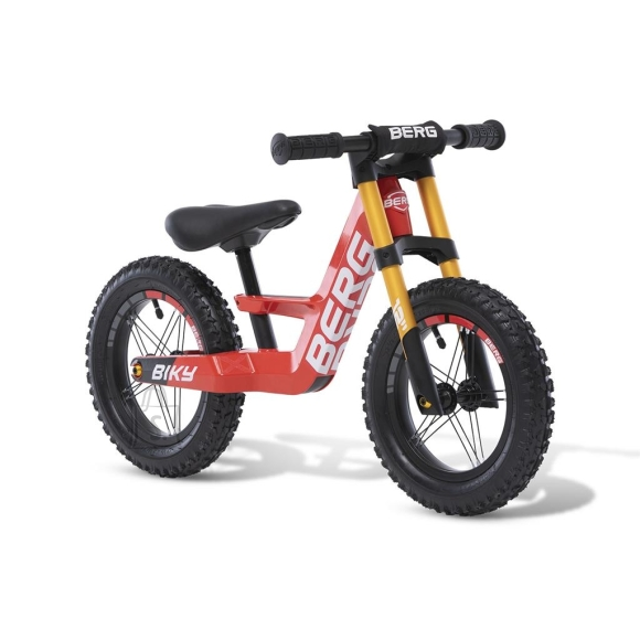 Berg Balance Bike BERG Biky Cross Red