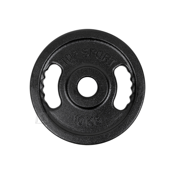 Cast Iron Weight Plate Top Sport Castyr OL 10 kg