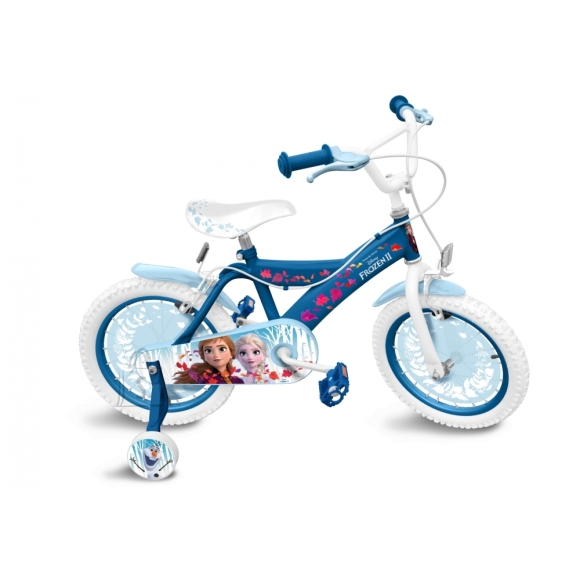 "Frozen Children's Bike Frozen 16"" – 2021"