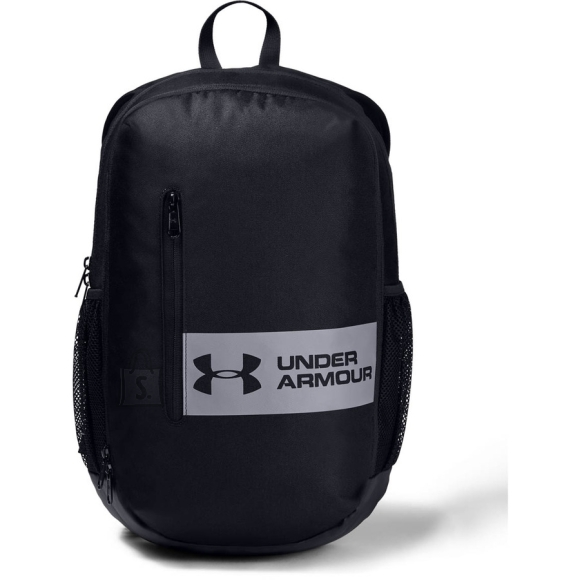 Backpack Under Armour Roland - Black/Silver OSFA