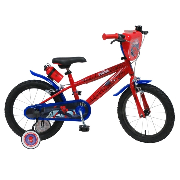 "Spiderman Children's Bike Spiderman 2416 16"" – 2018"