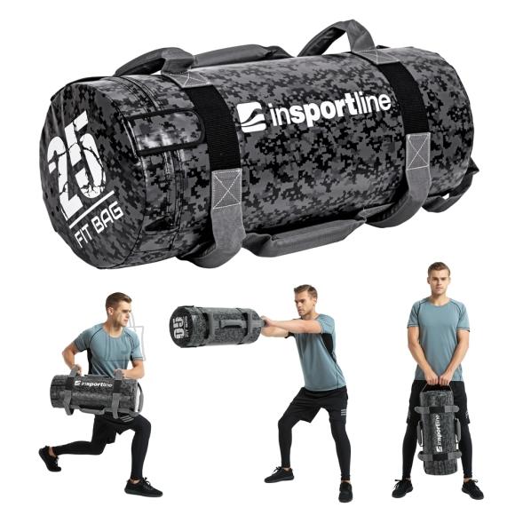 inSPORTline Exercise Bag with Handles inSPORTline Fitbag Camu 25kg