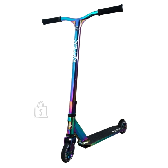 Street Surfing Freestyle Scooter Street Surfing RIPPER Neo Chrome
