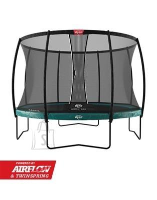 Berg Trampoline BERG Elite Regular 430 Green + Safety Net DLX XL