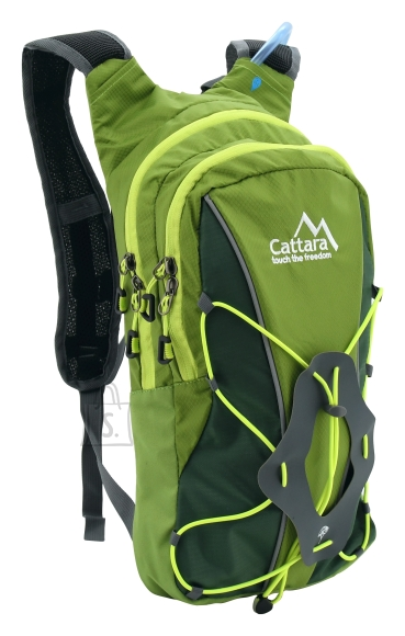 inSPORTline Backpack with Hydration Pack Cattara GreenW 10l + 2l