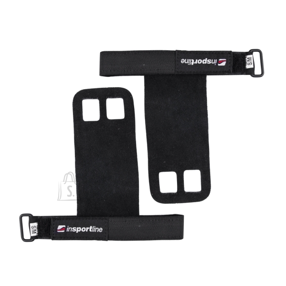 inSPORTline Weightlifting Palm/Wrist Protector inSPORTline Cleatai - Black L/XL