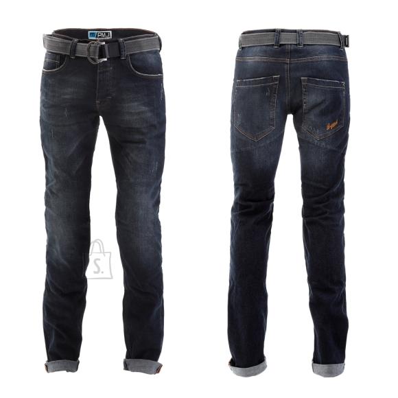 Men???s Moto Jeans PMJ Legend Caf?? Racer - Blue 40