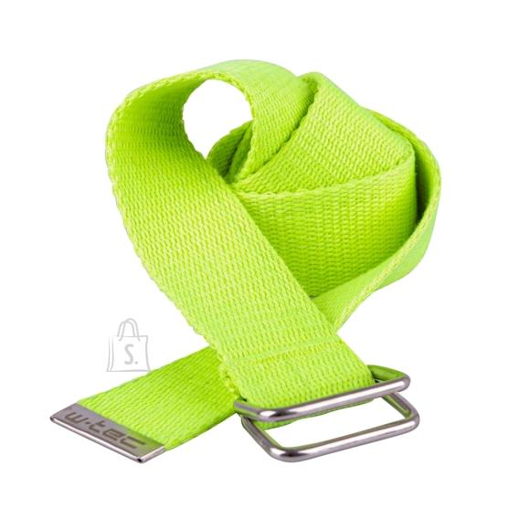 W-Tec Belt W-TEC Turvoo - Fluo Green 140 cm
