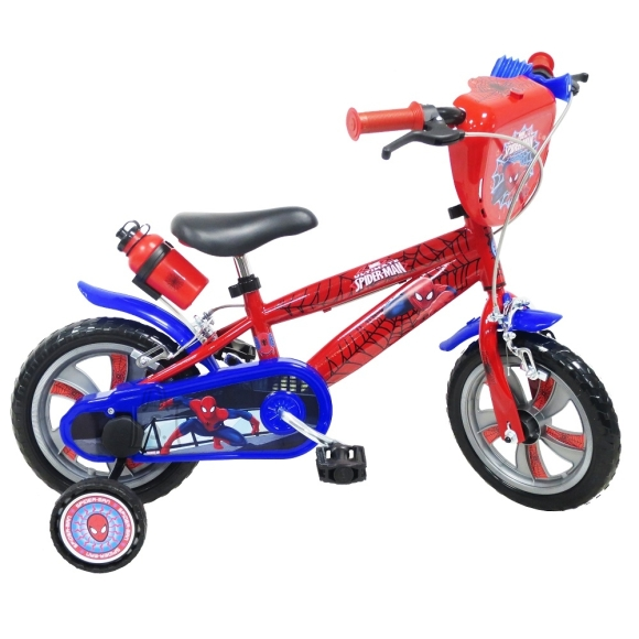 """Spiderman Children's Bike Spiderman 2142 12"""" – 2018"""