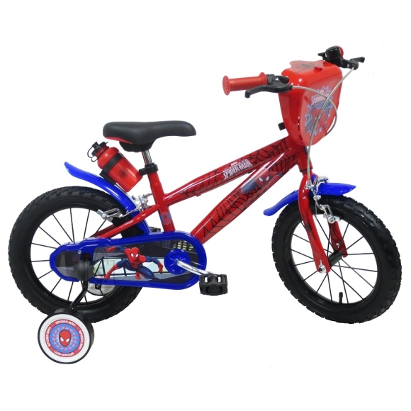 Spiderman Children???s Bike Spiderman 2244 14??? ??? 2018