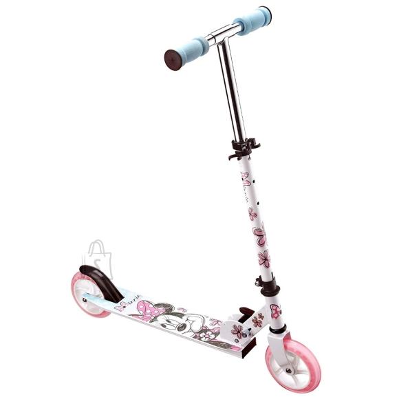"Folding Scooter Minnie Mash Up 6"""