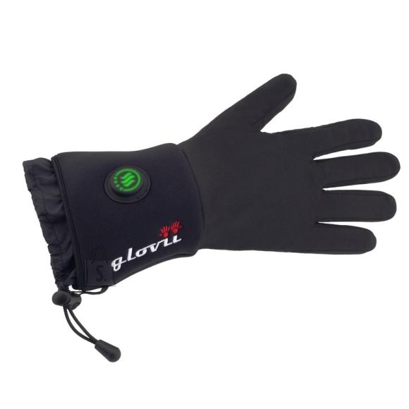 Universal Heated Gloves Glovii GL - Black S-M