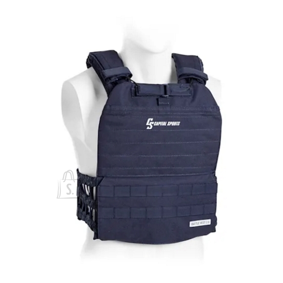 Weighted Vest Capital Sports Battlevest 2.0 2 x 4 kg ??? Blue