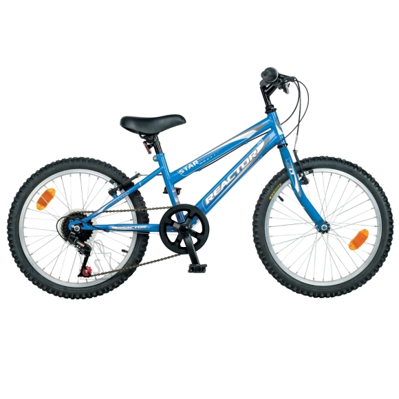 "Reactor Children's Bike Reactor Star 20"" - Blue"