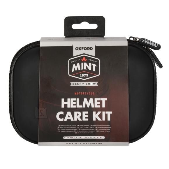 Oxford Helmet and Visior Mint Helmet Care Kit