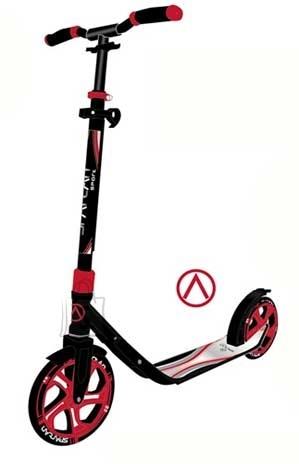 Spartan Scooter Spartan Jumbo III, Black-Red