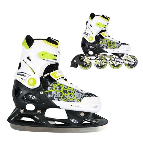 Worker Skates/Rollerblades WORKER Reviro 2-in-1 - XS(29-32)