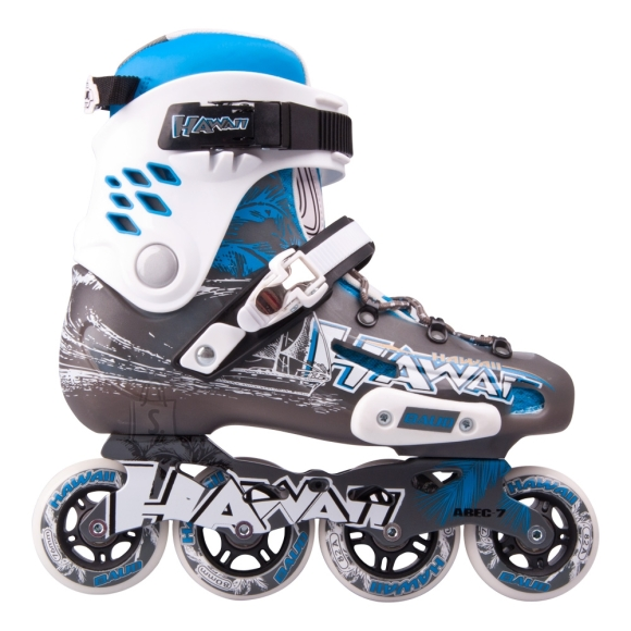 Inline Skates Baud BD276 - Blue-Grey 40
