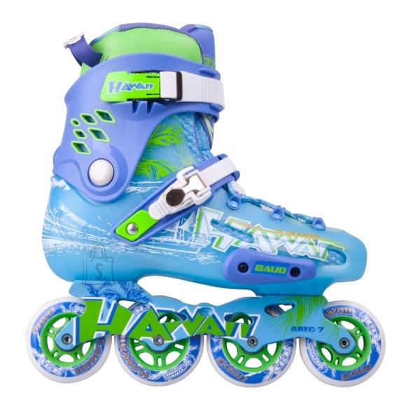Inline Skates Baud BD276 - Blue-Green 41