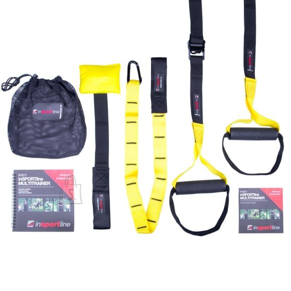 inSPORTline Suspension Trainer inSPORTline MultiTrainer - Yellow