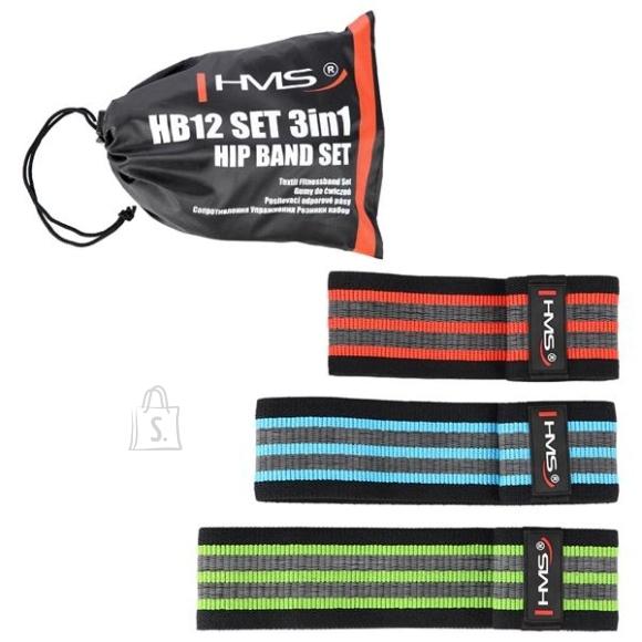 HMS Hip Band Set HMS 3in1