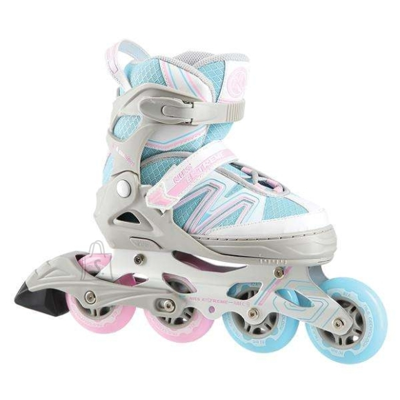 Nils Extreme In-Line Skates Nils Extreme NA14169 Blue-Grey - PU70 mm/82A (S 31-34)