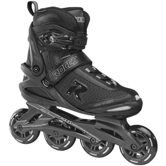 Roller Skates Roces Icon, Black 400821 03 - 45