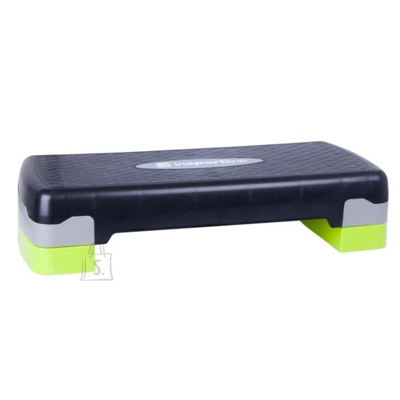 inSPORTline Step Platform inSPORTline Aerobic Step AS100 - Black-Green