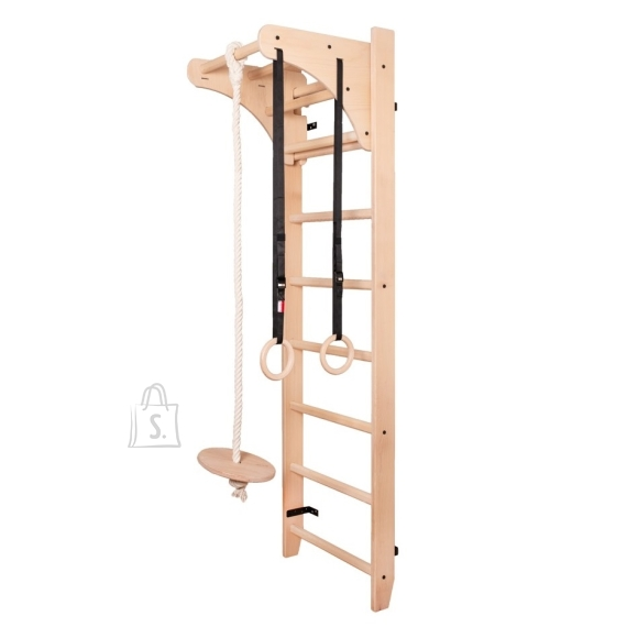 Wall Bars with Accessories BenchK 112